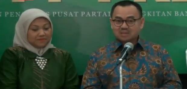 PKB Usung Sudirman Said-Ida Fauziah di Pilgub Jateng 2018
