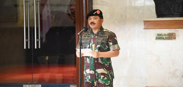 Panglima TNI: Program Prioritas TNI Kedepan adalah Pengembangan SDM