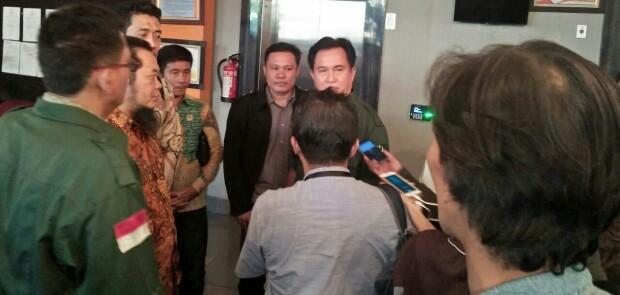 Mediasi Gagal, PBB Ancam Laporkan KPU ke Bareskrim Polri