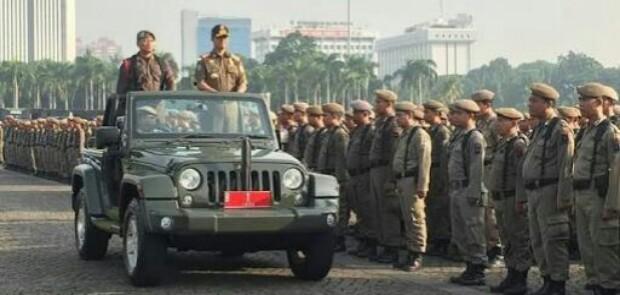 Jokowi Terbitkan PP Nomor 16, Anies Disarankan Dinamisasi Satpol PP