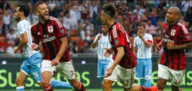 Gol Kontroversial Cutrone Bawa Milan Menang 2-1 Atas Lazio