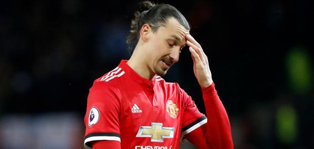 Manchester United Depak Zlatan Ibrahimovic