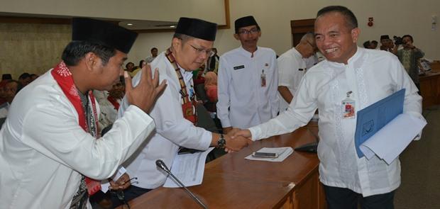 Walikota Jakarta Timur Buka Forum UKPD Untuk Penyusunan RKPD 2018