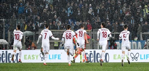 Kalahkan Lazio Lewat Adu Penalti, Milan Hadapi Juventus di Final Coppa Italia