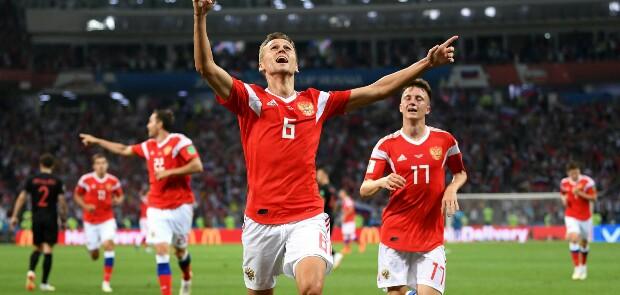 Kroasia Bertemu Inggris di Semifinal Piala Dunia 2018