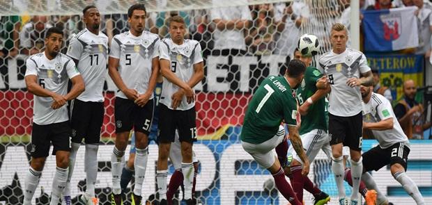 Hasil Lengkap Pertandingan Piala Dunia 17-18 Juni 2018