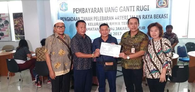 Ganti Untung Pelebaran Jalan Raya Bekasi Dinas Bina Marga DKI Jakarta Berjalan Lancar