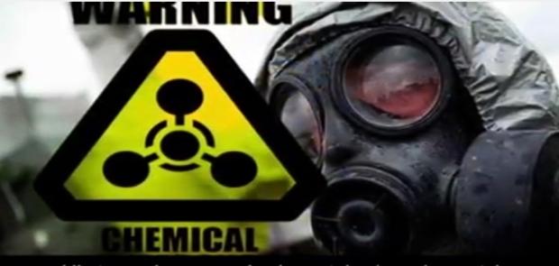 Suriah Gunakan Bom Kimia Hadapi Pemberontak