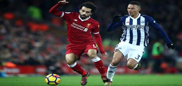 Kalah dari WBA, Liverpool Tersingkir dari Piala FA