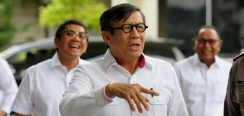 Menkumham: Usulan Pasal Penghinaan Presiden untuk Cegah Bangsa Indonesia Jadi Liberal