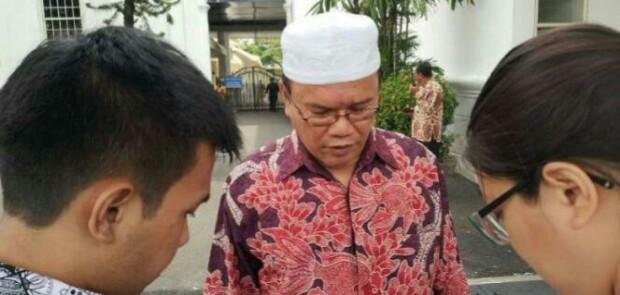 Undang Ulama Sumut, Jokowi Sebut Kasus Penyerangan Ulama Adalah Hoaks