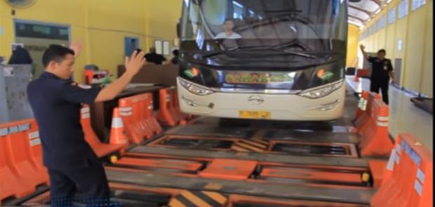 30 Persen Bus Angkutan Lebaran Tak Lulus Uji KIR