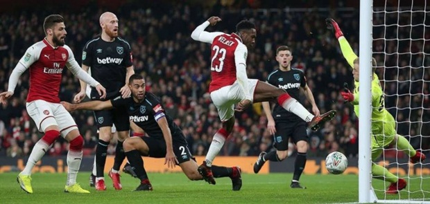 PREV LIGA PRIMER: Arsenal Vs Liverpool