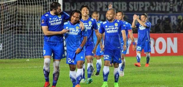 PREV LIGA 1: Persib Bandung Vs PS TIRA
