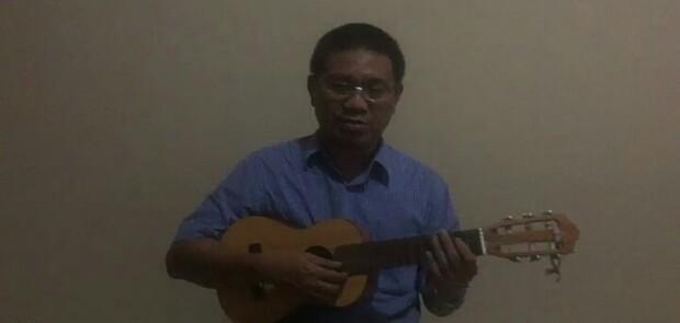 Aktivis Jakarta Bikin Lagu #2019GantiPresiden