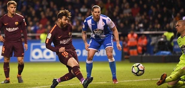 Tundukkan Depotivo, Barcelona Juarai La Liga Musim 2017/2018