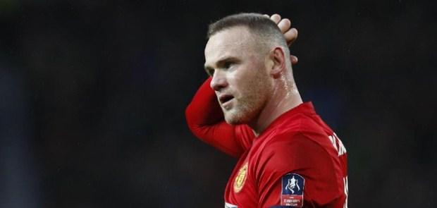 Rooney Diisukan Ingin Hengkang dari MU