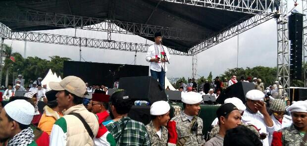Anies Ingatkan Indonesia Berutang Kepada Palestina
