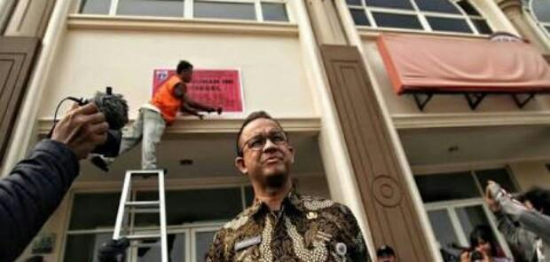Kawali Tolak Pembentukan BKP Reklamasi Pantura Jakarta