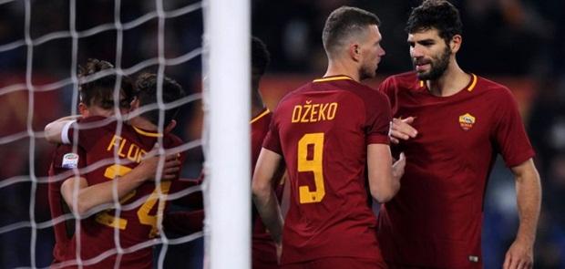 Taklukkan Benevento, Roma Gusur Lazio dari Peringkat 4 Klasemen
