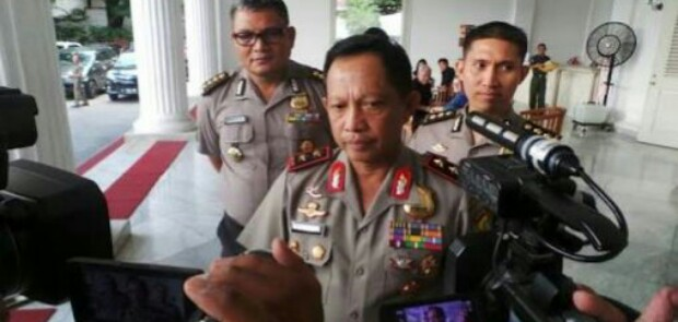 Kapolri Meralat: Keluarga Pelaku Bomber 3 Gereja di Surabaya Tak Pernah ke Suriah