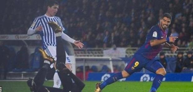 Tundukkan Real Sociedad, Blaugrana Makin Kokoh di Puncak Klasemen La Liga
