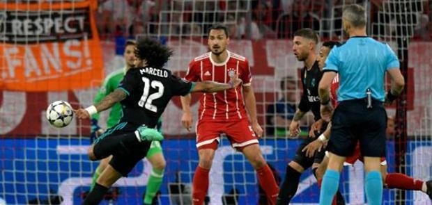 Libas Bayern Munich 2-1, Real Madrid Buka Peluang Lolos ke Final Liga Champions