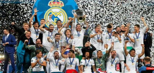 Madrid Juara Liga Champions 2017/2018, Barcelona Ucapkan Selamat