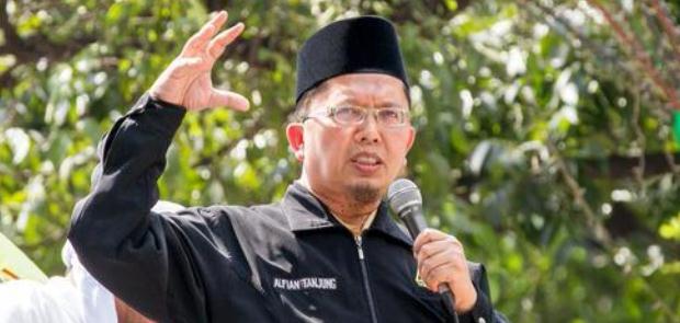 Dijerat Pasal SARA, Bareskrim Polri Tahan Ustad Alfian Tanjung