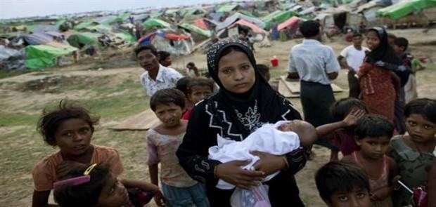 Militer Myanmar Bunuh Etnis Rohingnya Termasuk Bayi dan Anak-Anak