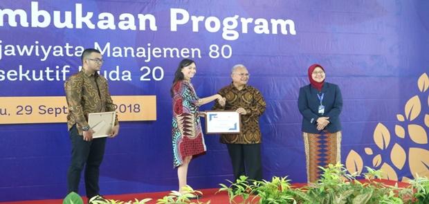 PPM Manajemen Anugerahkan Beasiswa Untuk Kelas S2 Manajemen Bisnis