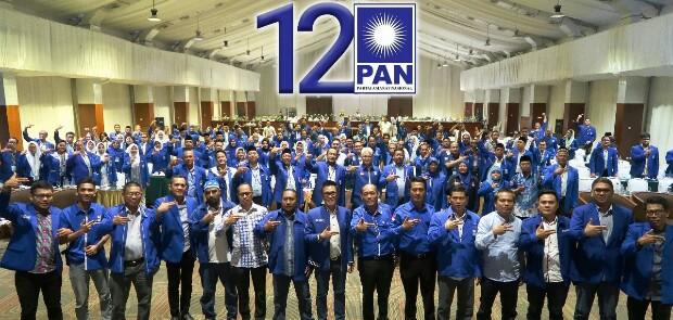 Incar 12 Kursi DPRD, DPW PAN DKI Bentuk Tim Khusus