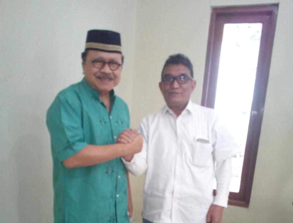 Rico Sinaga: Jalan Liku Marullah Sekda DKI Jakarta
