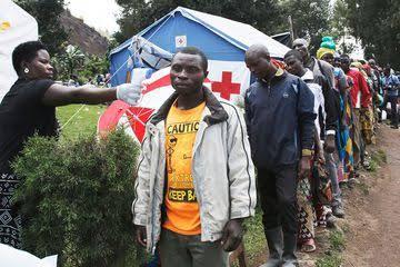 Tak Ada Lagi Infeksi, Wabah Ebola Di Kongo Berakhir