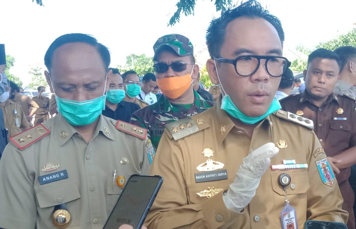 Bupati Way Kanan, Pencegahan Corona Tanggungjawab Bersama