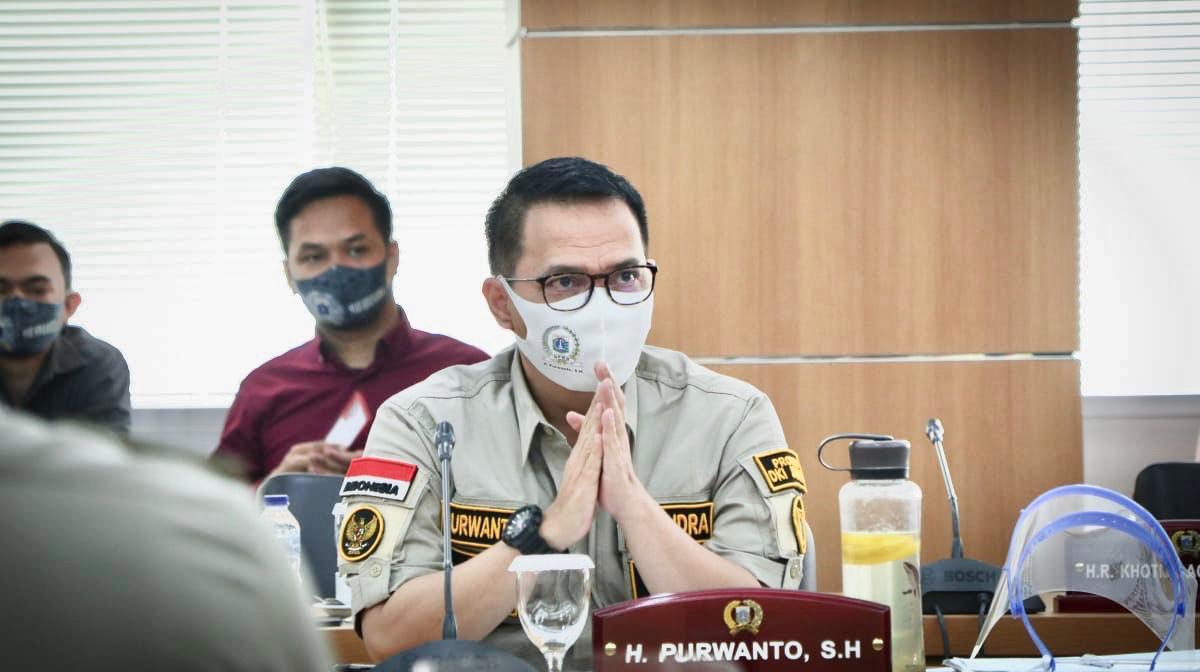 Sekda DKI Wafat Akibat Covid, Politisi Gerindra Ini Ingatkan Warga Untuk Tak Abaikan 3 M