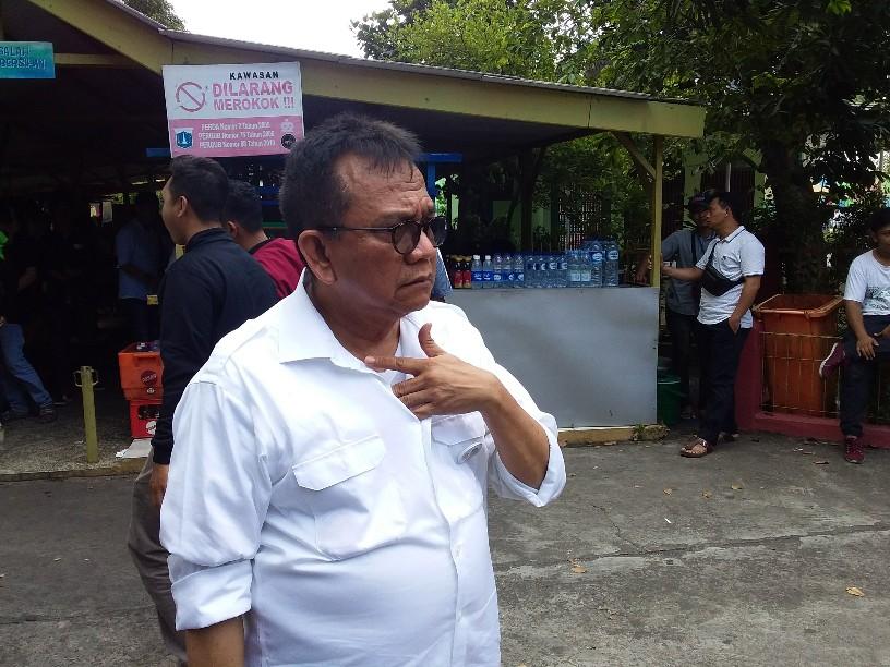 PPK Koja Dituntut 1 Tahun, M Taufik : Pengordernya Dihukum Juga Dong !