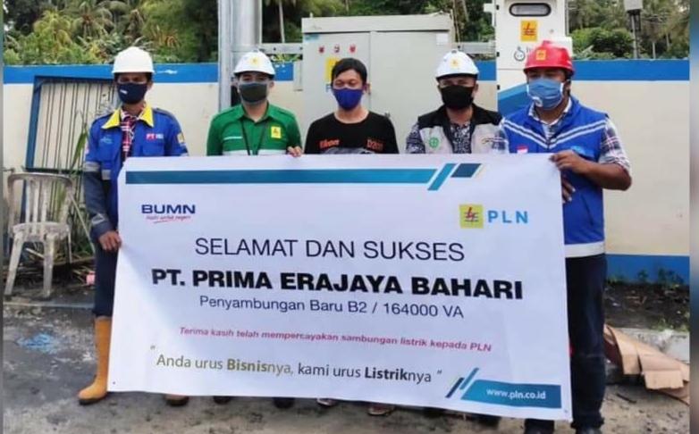 PLN Manado Gencar Sambung Pelanggan Bisnis
