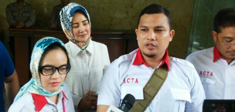 ACTA: Permintaan Pemerintah kepada KPK Tak Sesuai Semangat Pemberantasan Korupsi