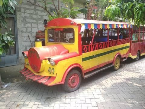 Kerap Jadi Angkutan Umum, Dishub DKI Bakal Razia Odong-Odong