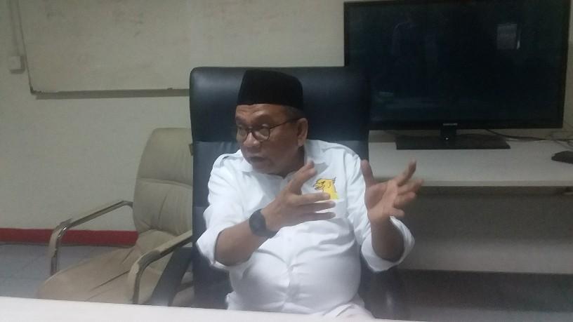 Ketua DPRD DKI Sakit, Rapimgab Cawagub Ditunda