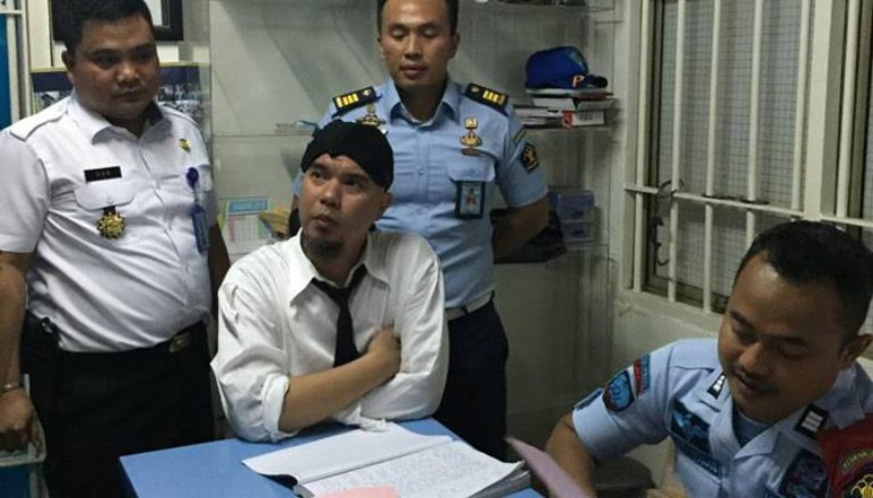 LP Cipinang, Panggung Pertunjukan Terbesar Ahmad Dhani