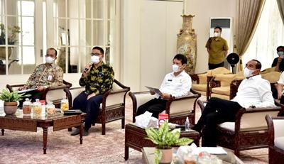 Persiapan PPDB di Sumut, Gubernur Edy Rahmayadi Pertimbangkan Tatap Muka di Masa Pandemi