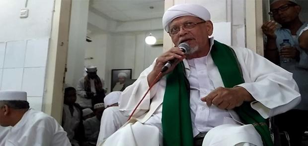 Habib Abdurrahman Alhabsyi Kwitang Meninggal