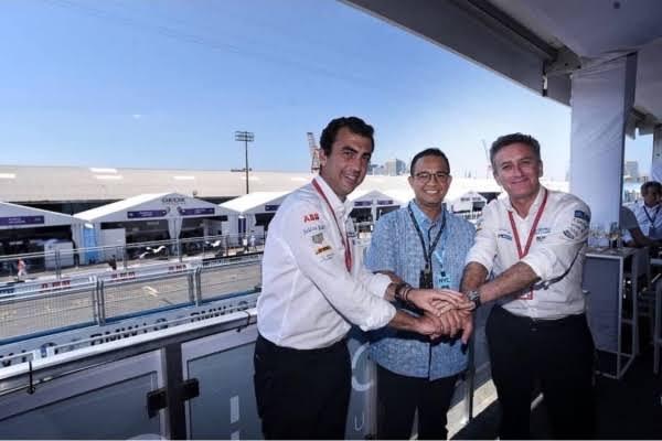PSI Desak Anies Batalkan Balap Mobil Formula E di Ibukota