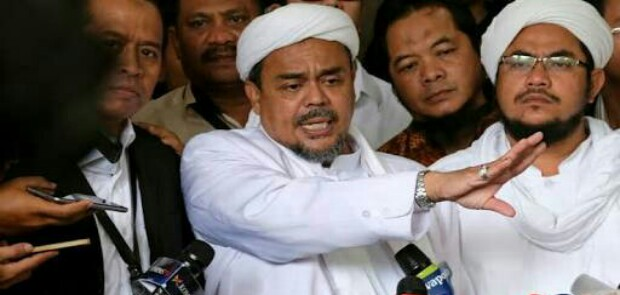 Ditemui Politisi PDIP di Mekkah, Ini 5 Pesan dari Habib Rizieq