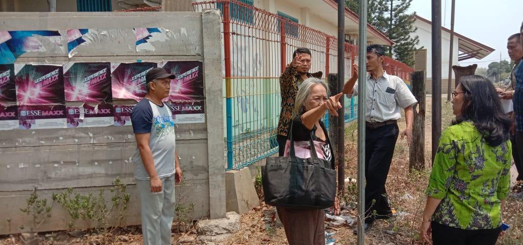 Sidang Perkara Setempat PN Serang, Sri Rastiti: Tindakan Penggugat Melawan Hukum