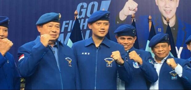 Prabowo Tak Jadikan AHY Cawapres, Demokrat Tinggalkan Gerindra, PAN dan PKS