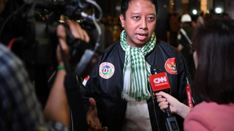 Erick Thohir: Penangkapan Romy Tidak Pengaruhi Elektabilitas Jokowi-Ma'ruf