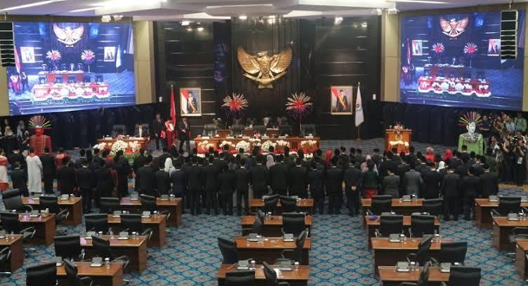 DPRD DKI Sahkan Tatib Pemilihan Wagub